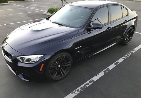 2016 BMW M3 for sale in Calabasas, CA