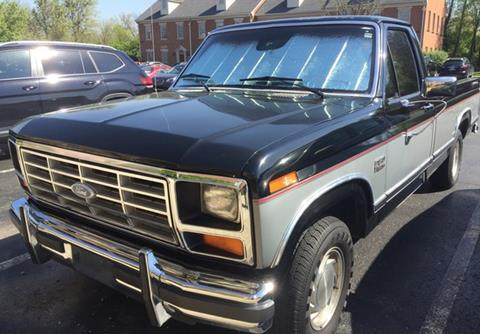 1986 Ford F-150 For Sale - Carsforsale.com