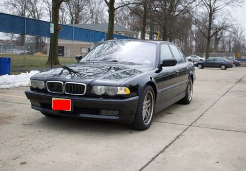 2001 BMW 7 Series For Sale In Calabasas CA