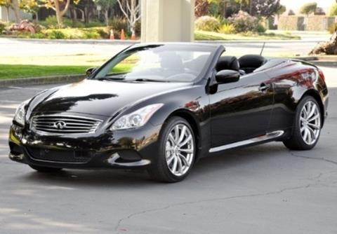 2011 Infiniti G37 Convertible for sale in Calabasas, CA