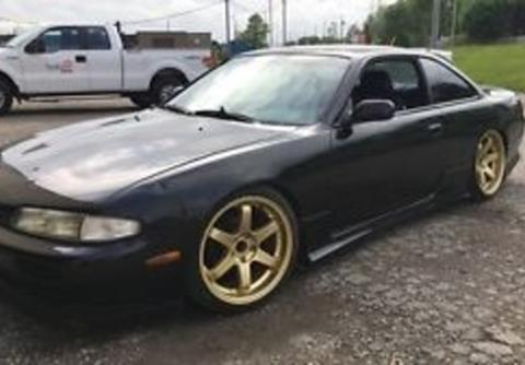Nissan 240Sx For Sale >> Nissan 240sx For Sale Carsforsale Com