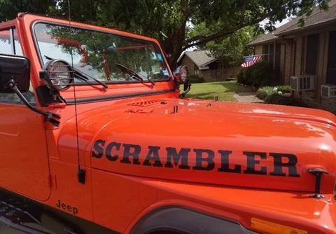 1984 Jeep Scrambler for sale in Calabasas, CA