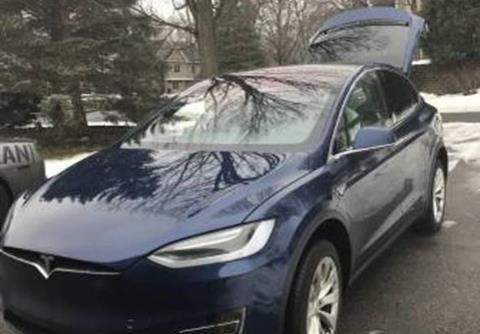 2016 Tesla Model X for sale in Calabasas, CA