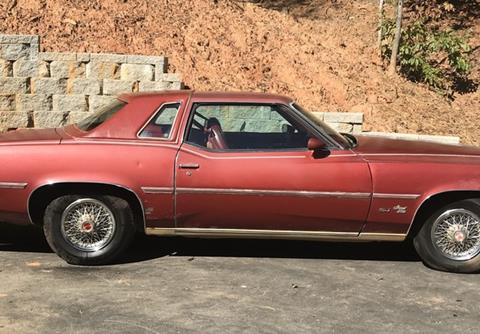 1977 Pontiac Grand Prix for sale in Calabasas, CA
