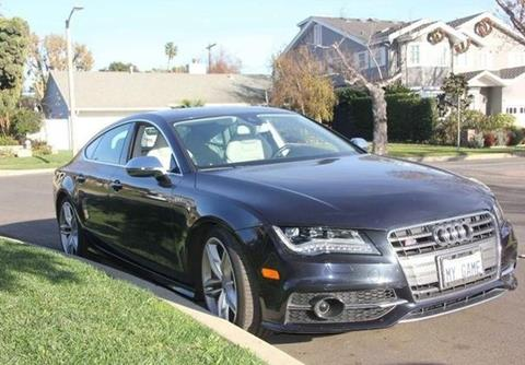 Exceptional 2013 Audi S7 For Sale In Calabasas, CA