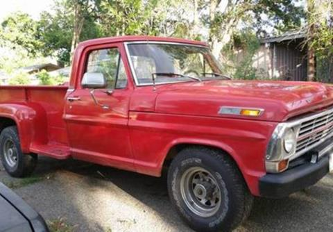 1968 Ford F-250 for sale in Calabasas, CA