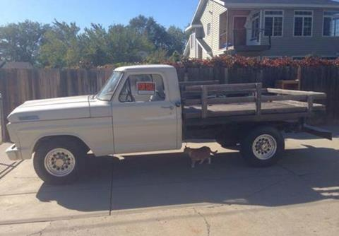 1967 Ford F-250 for sale in Calabasas, CA