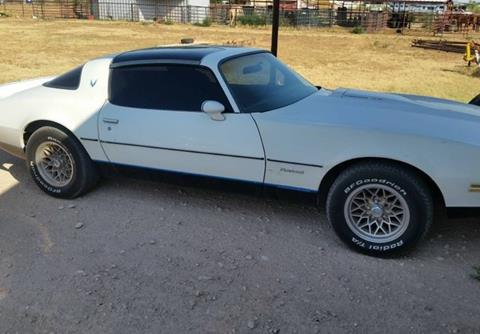 1980 Pontiac Firebird for sale in Calabasas, CA