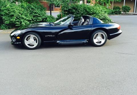 1993 dodge viper for sale