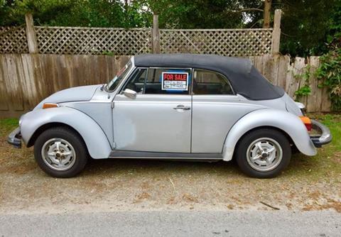 1979 Volkswagen Beetle For Sale - Carsforsale.com