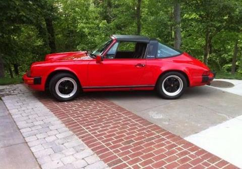 1985 Porsche 911 for sale in Calabasas, CA