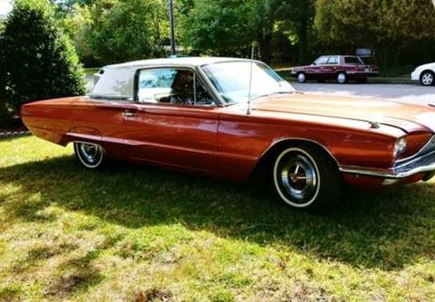 1966 Ford Thunderbird for sale in Calabasas, CA
