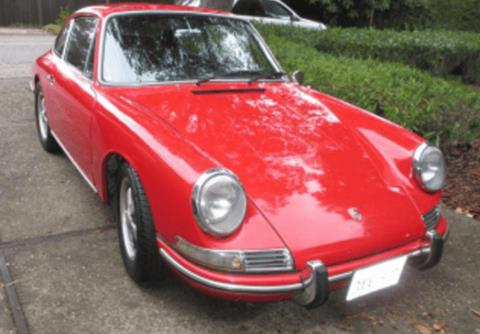 1967 Porsche 911 for sale in Calabasas, CA