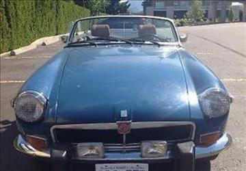 1974 MG B for sale in Calabasas, CA