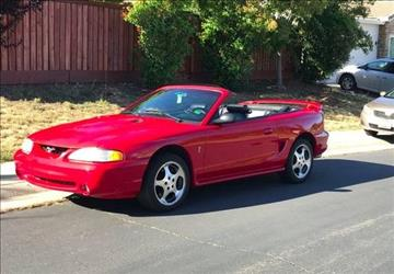 1997 Ford Mustang SVT Cobra for sale in Calabasas, CA