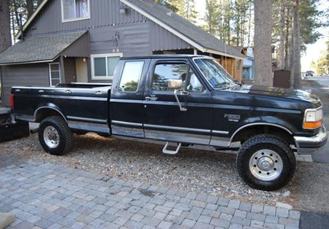 1997 Ford F 250 For Sale In Calabasas Ca