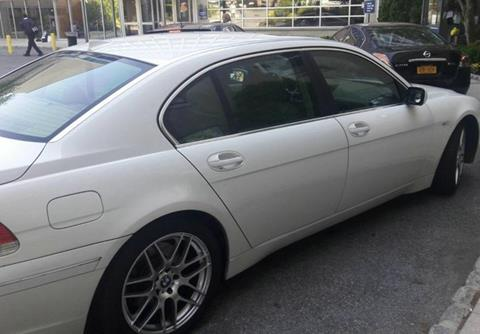 2002 BMW 7 Series for sale in Calabasas, CA