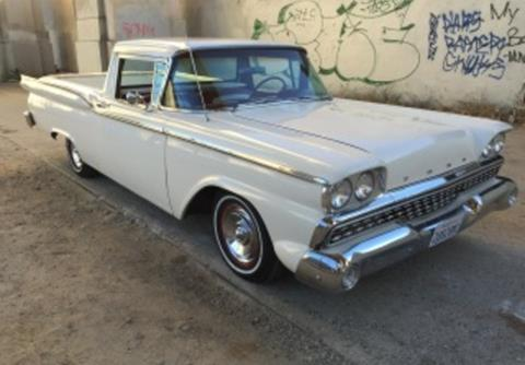 1959 Ford Ranchero for sale in Calabasas, CA