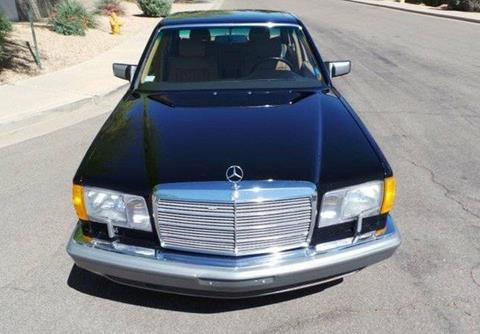 1986 Mercedes-Benz 560-Class for sale in Calabasas, CA