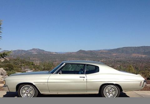 1972 Chevrolet Chevelle for sale in Calabasas, CA