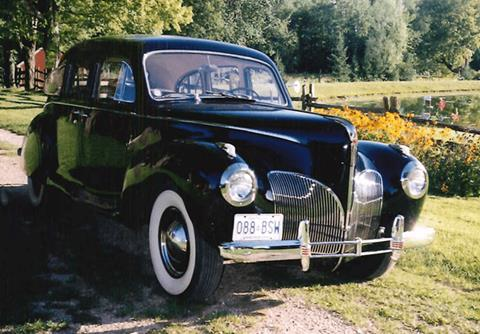 1941 Lincoln Zephyr For Sale Carsforsale Com