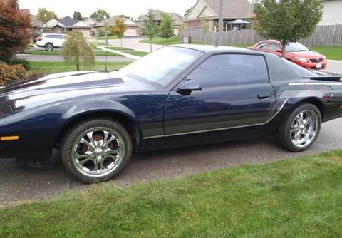 1991 Pontiac Firebird for sale in Calabasas, CA