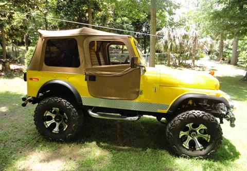 1978 Jeep CJ-7 for sale in Calabasas, CA
