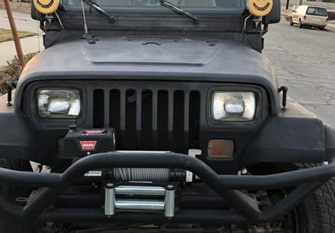 1995 Jeep Wrangler for sale in Calabasas, CA