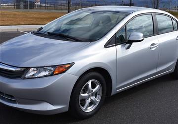 2012 Honda Civic for sale in Calabasas, CA