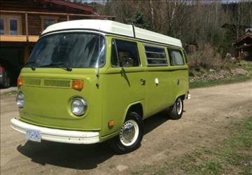 1978 Volkswagen Vanagon for sale in Calabasas, CA