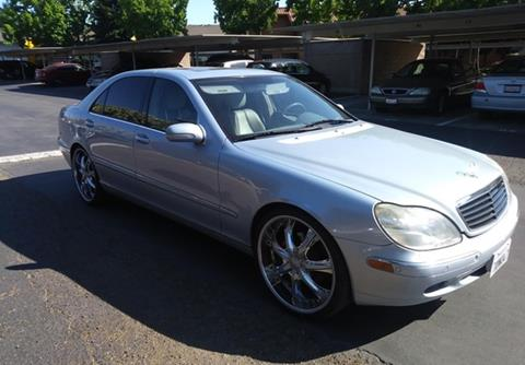 2000 Mercedes-Benz S-Class for sale in Calabasas, CA