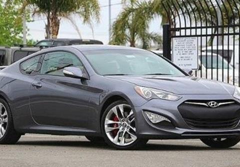2016 Hyundai Genesis Coupe for sale in Calabasas, CA