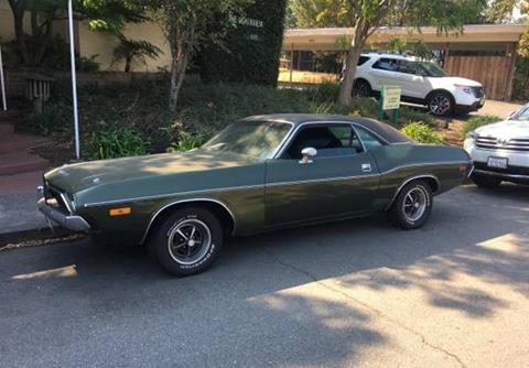 1973 Dodge Challenger for sale in Calabasas, CA
