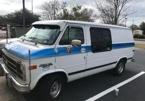 285e7af3e6 Used Chevrolet Chevy Van For Sale - Carsforsale.com®