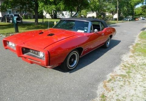 1968 Pontiac GTO for sale in Calabasas, CA