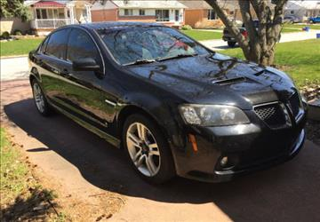 2009 Pontiac G8 for sale in Calabasas, CA