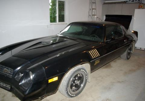 Used 1978 Chevrolet Camaro For Sale Carsforsale Com