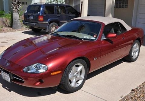 1997 Jaguar XK for sale in Calabasas, CA