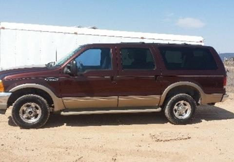 2000 Ford Excursion for sale in Calabasas, CA