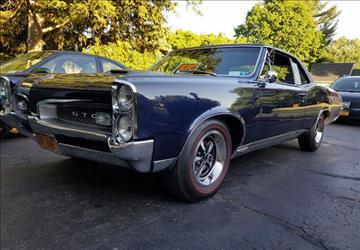 1967 Pontiac GTO For Sale - Carsforsale.com