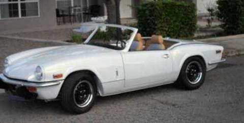 1973 Triumph Bonneville for sale in Calabasas, CA