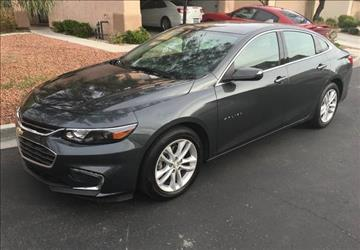 2016 Chevrolet Malibu for sale in Calabasas, CA