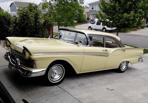 1957 Ford Fairlane 500 for sale in Calabasas, CA