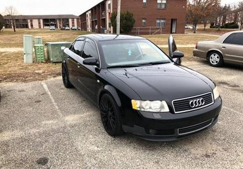2002 Audi A4 For Sale In Prague Ok Carsforsale