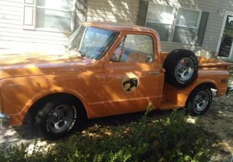 1969 chevy pickup truck value