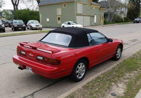 Nissan 240Sx For Sale >> 1993 Nissan 240sx For Sale Carsforsale Com