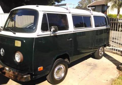 1974 Volkswagen Transporter II for sale in Calabasas, CA