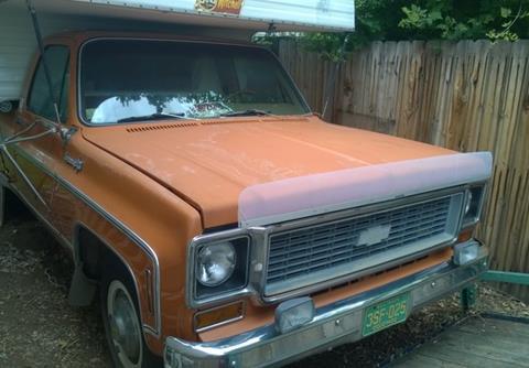 1973 Chevrolet C K 20 Series For Sale In Calabasas CA