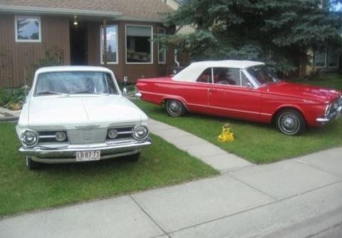 1963 Plymouth Valiant for sale in Calabasas, CA