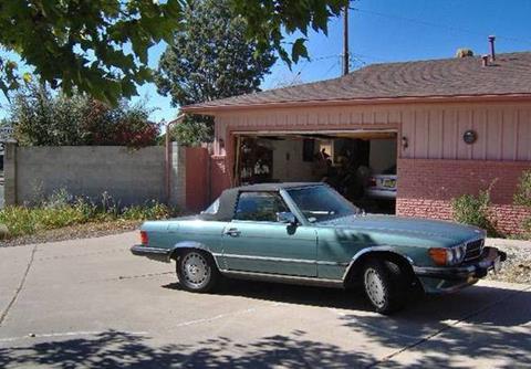 1987 Mercedes-Benz 560-Class for sale in Calabasas, CA
